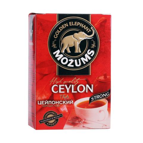 Melnā tēja Možums Ceylon 100g
