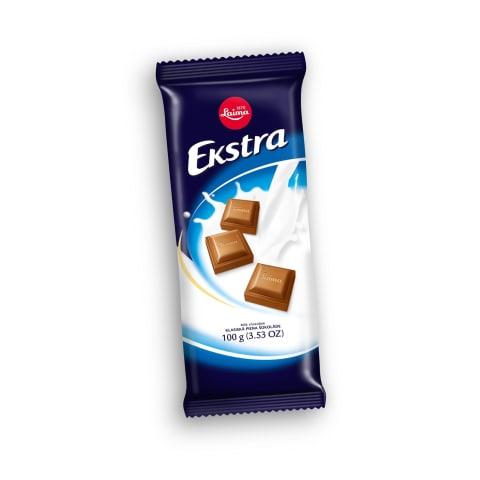 Piena šokolāde Laima Ekstra klasiskā 100g