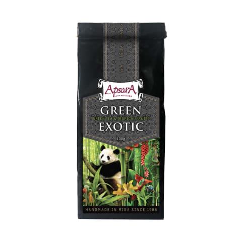 Zaļā tēja Apsara Zaļā eksotika 100g