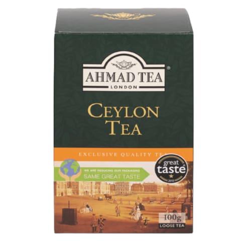 Melnā tēja Ahmad Ceylon Orange Pekoe 100g