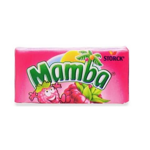 Košļājamās konfektes Mamba 27,5g