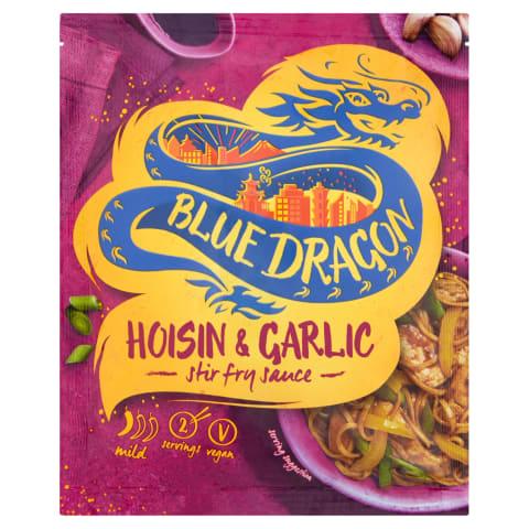 Mērce Blue Dragon Hoisin un ķiploku 120g