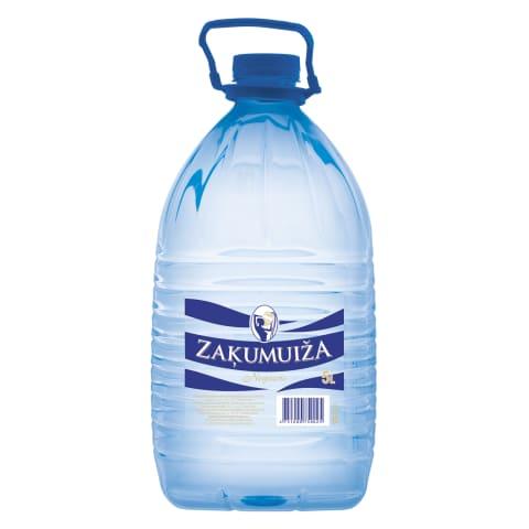 Dzeramais ūdens Zaķumuiža negāzēts 5l