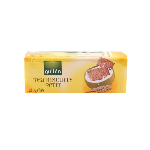 Cepumi Gullon Tea Biscuits 200g