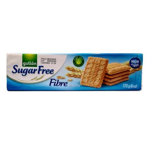 Sausainiai GULLON FIBRE be cukraus, 170g