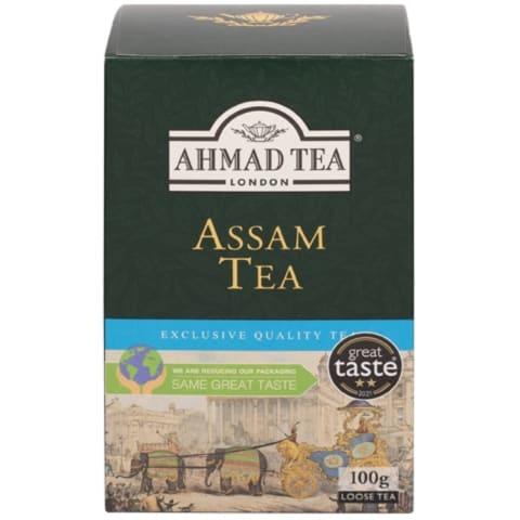 Juodoji arbata AHMAD TEA ASSAM, 100g