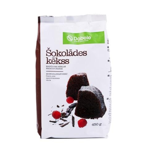 Miltu maisījums Dobele šokolādes kēkss 450g