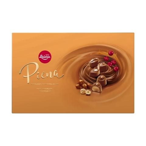 Piena šokolādes konfektes Laima asorti 360g