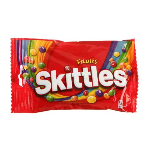 Vaisių sk. kramtom. saldainiai SKITTLES, 125g