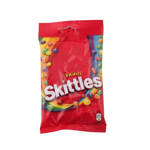 Konfektes Skittles ar augļu garšu 125g