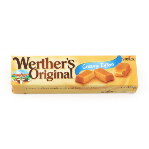 Īriss Werther's Original 48g