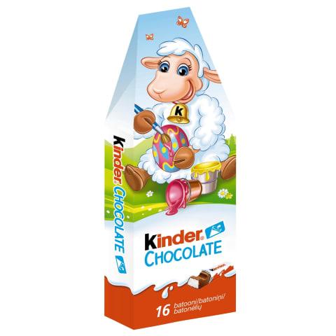 Piena šokolāde Kinder chocolate 200g