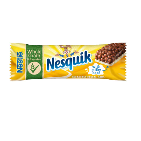 Pārslu batoniņš Nestle Nesquik 25g