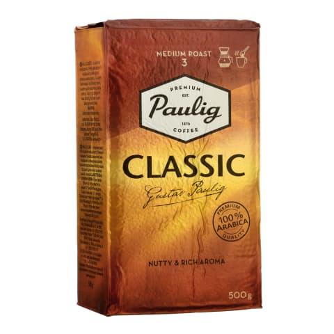 Malta kava PAULIG CLASSIC, 500g