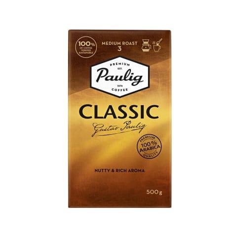 Maltā kafija Paulig Classic 500g