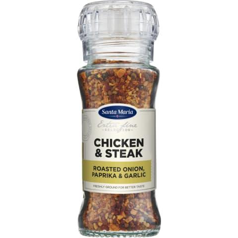 Kana & liha maitseaine Santa Maria 75g