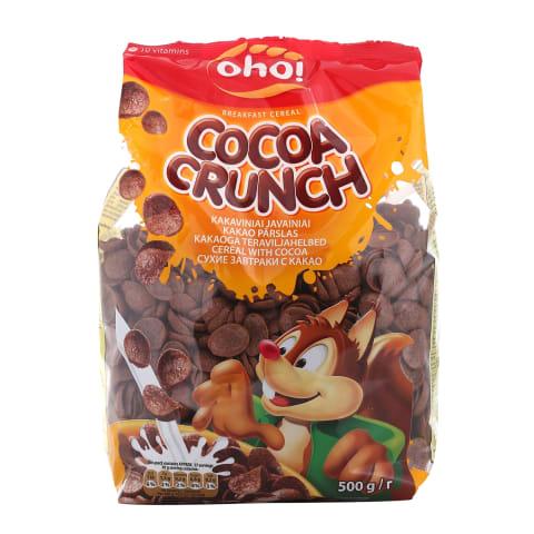 Brokastu pārslas OHO kakao 500g