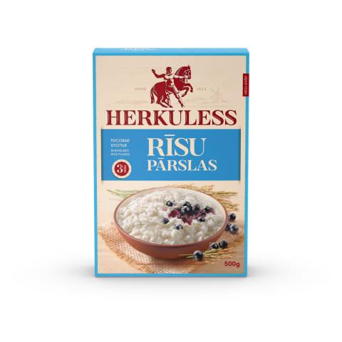 Rīsu pārslas Herkuless 500g