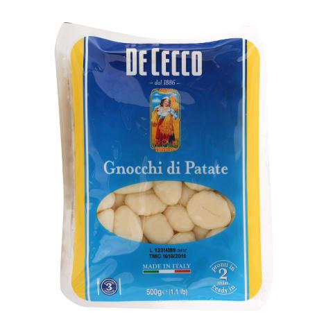 Klimpas De Cecco kartupeļu 500g