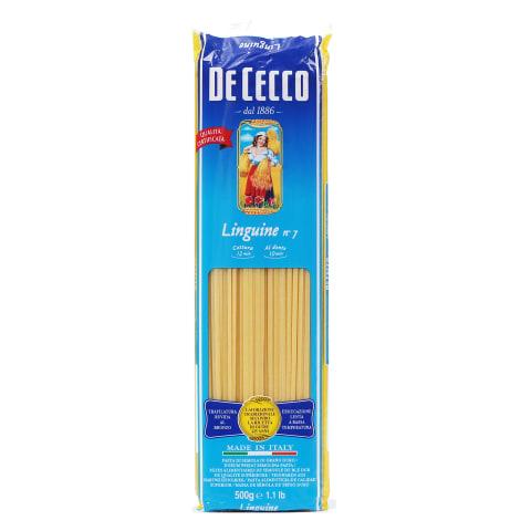Pasta DeCecco Nr.7 Linguine 500g