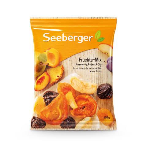 Augļu maisījums Seeberger 200g