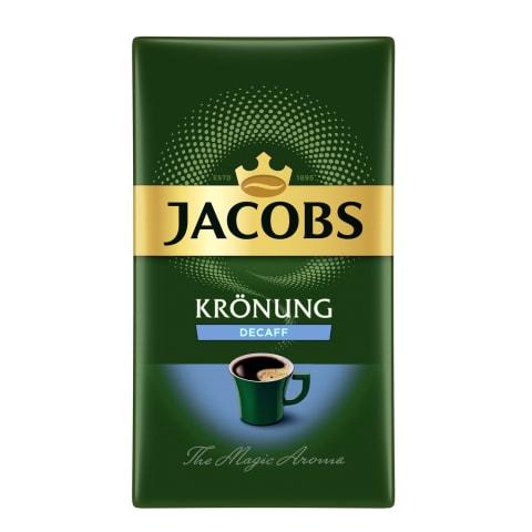 Maltā kafija Jacobs Kronung bez kofeīna 250g