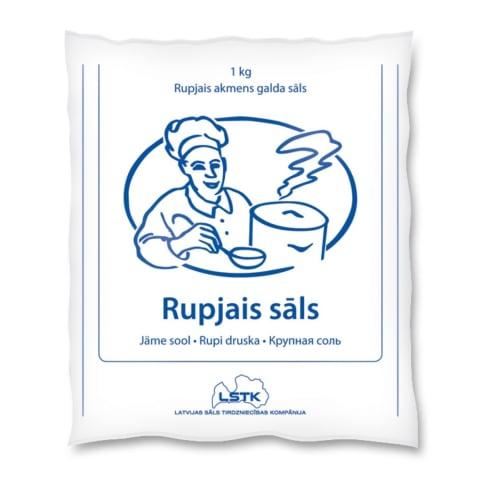 Galda sāls Pavāriņš rupjais 1kg