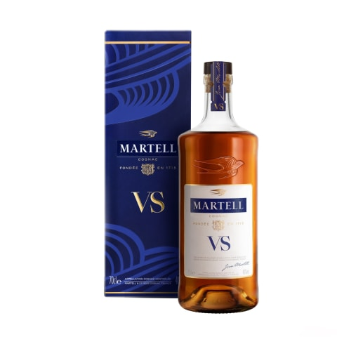 Konjaks Martell VS 40% 0,5l