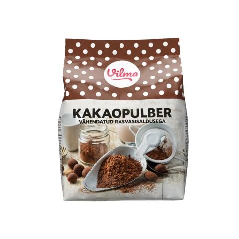 Kakao Meie Mark vähendatud rasv. Vilma 150g