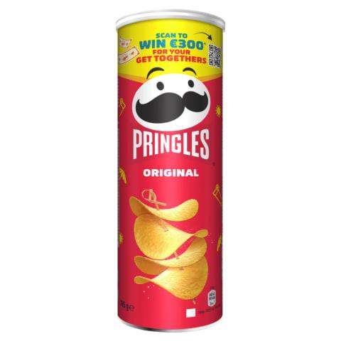 Bulvių traškučiai PRINGLES Original, 165g