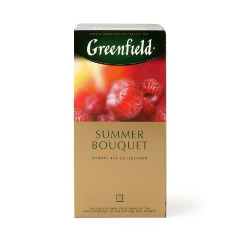 Zāļu tēja Greenfield Summer Bouquet 25x2g
