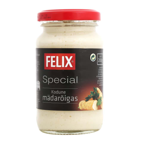 Mädarõigas Kodune Felix 200g