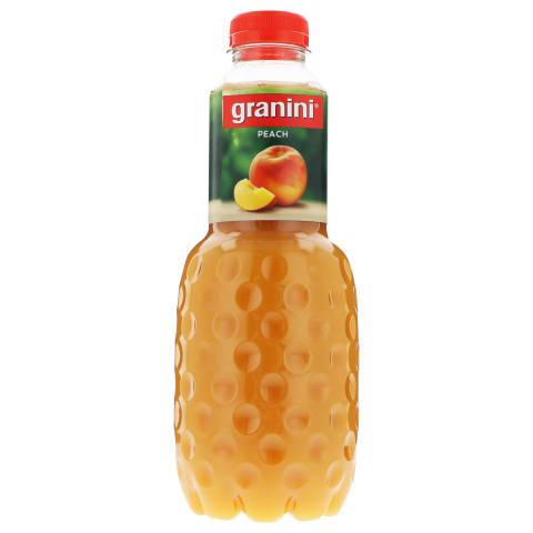 Nektārs Granini persiku 50% 1l