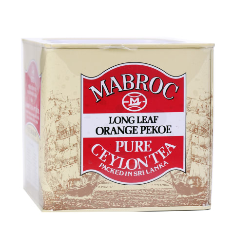 Melnā tēja Mabroc Orange Pekoe 200g