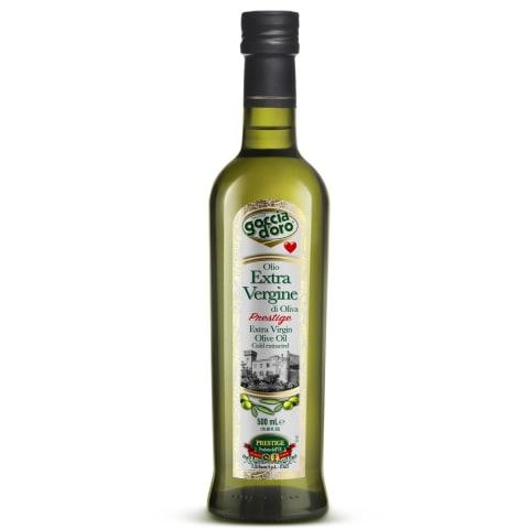 Olīveļļa Goccia D`Oro Top Extra Virgin 500ml