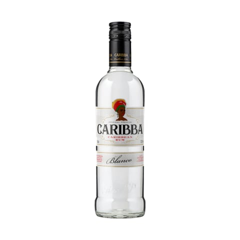Rumm Caribba Blanco 37,5% 0,5l