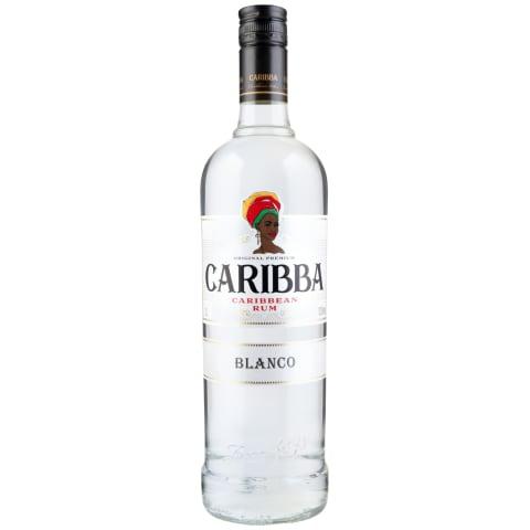 Rumm Caribba Blanco 37,5% 1l