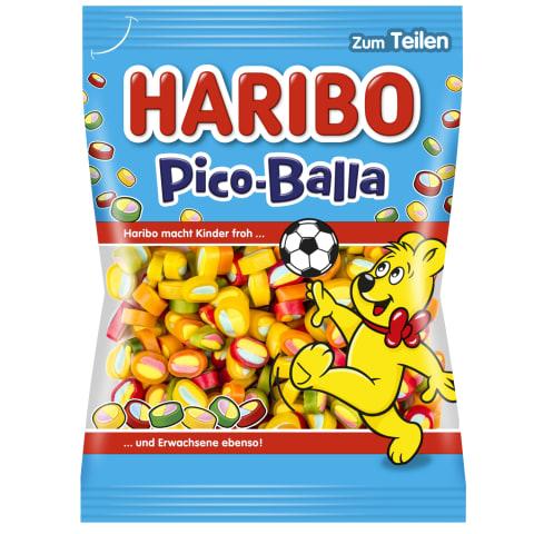 Konfektes Haribo Pico Balla 175g