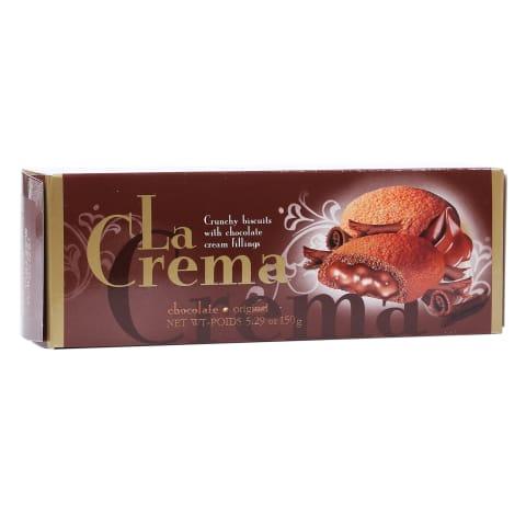 Cepumi La Crema šokolādes 150g