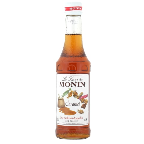 Karamelės sirupas MONIN, 0,25l