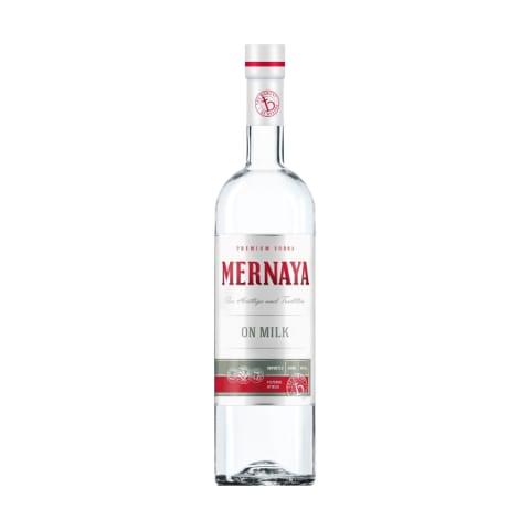 Viin Mernaya Na Moloke 40% 1l