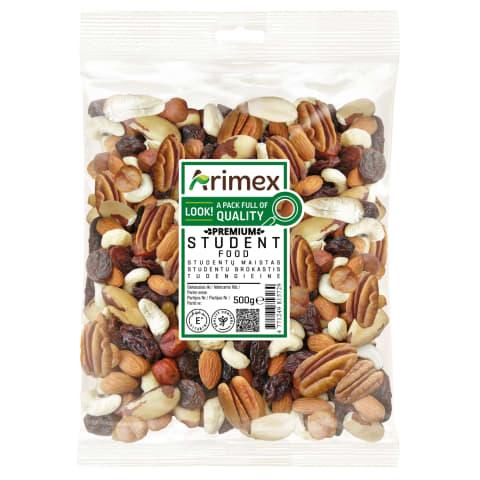 Studentų maistas ARIMEX PREMIUM, 500g