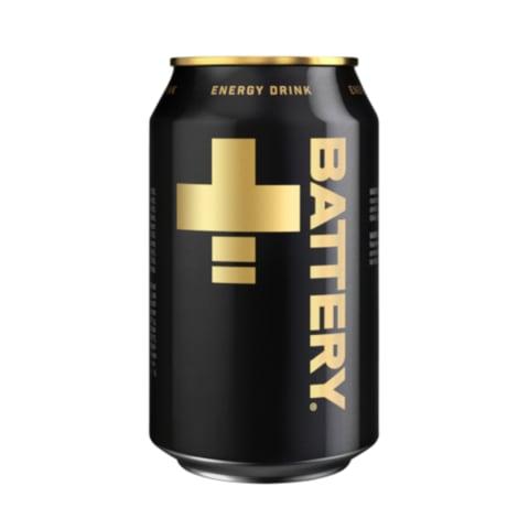 Energinis gėrimas BATTERY+, 0,33l