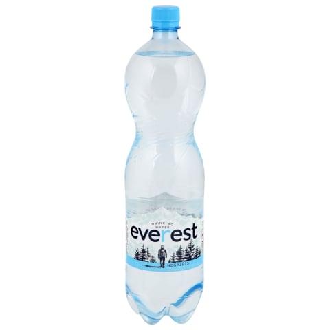 Dzeramais ūdens Everest negāzēts 1,5l