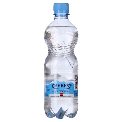 Dzeramais ūdens Everest negāzēts 0,5l