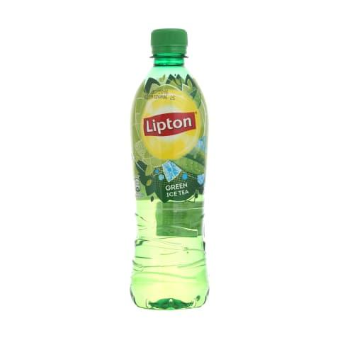 Jäätee Rohelise tee maits. Lipton 0,5l pet