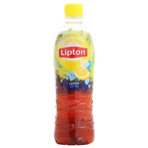 Jäätee sidrunimaitseline Lipton 0,5l