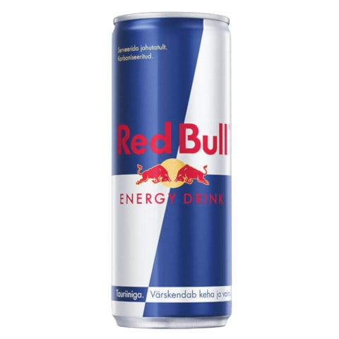 Energiajook Red Bull 0,25l