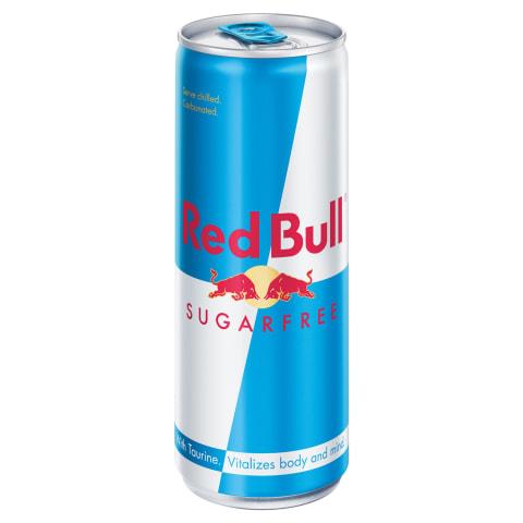 Enerģijas dzēriens Red Bull Sugar Free 0,25l