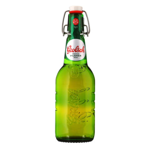Alus GROLSCH SWINGTOP 5 %, 0,45 l butelyje